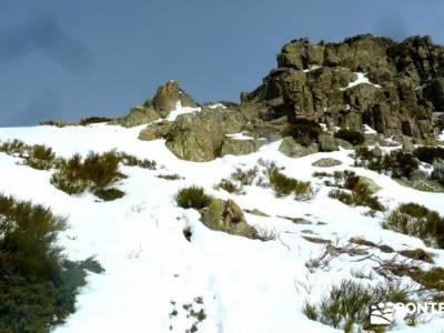 Siete Picos - Valle la Fuenfría; excursiones cerca de madrid; rutas de senderismo